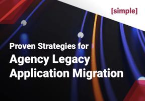 legacy app migration ebook cover