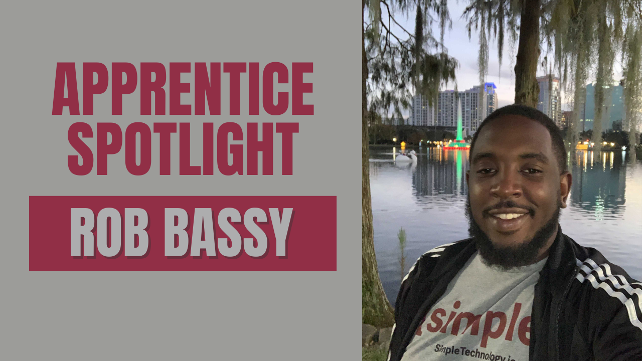 Apprentice Spotlight - RB