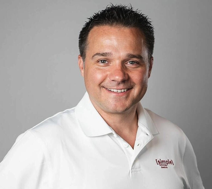 Aaron Kilinski at Simple Technology Solutions